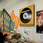 Permanent Records - a record store located within BrooklynWorks!